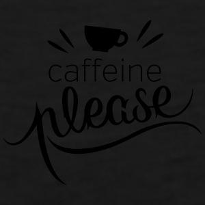 Caffeine Please Accessories - Men's Premium Tank