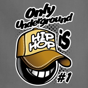 Underground hip hop - Adjustable Apron