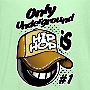 Underground hip hop - Women's Flowy Tank Top by Bella