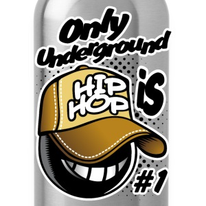 Underground hip hop - Water Bottle