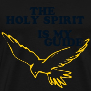 HOLY SPIRIT Hoodies - Men's Premium T-Shirt