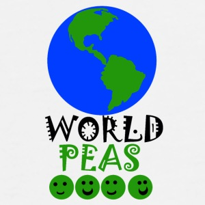 World Peas! - Men's Premium T-Shirt