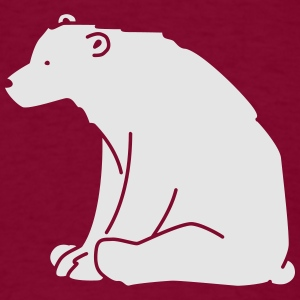 Polar Bear Hoodies - Men's T-Shirt