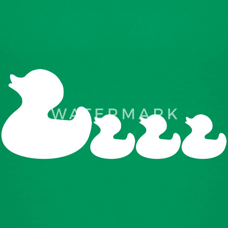 Mother Duck an Ducklings Baby & Toddler Shirts - Toddler Premium T-Shirt