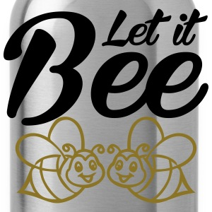 Let it Bee T-Shirts - Water Bottle