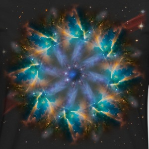 Starfield Spiral - Men's Premium Long Sleeve T-Shirt