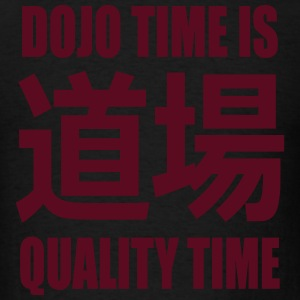 Dojo Time Hoodies - Men's T-Shirt
