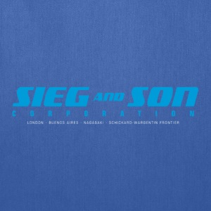 Alien Isolation - Sieg and Son T-Shirts - Tote Bag