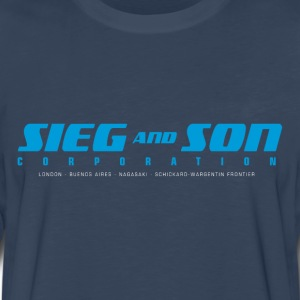 Alien Isolation - Sieg and Son T-Shirts - Men's Premium Long Sleeve T-Shirt