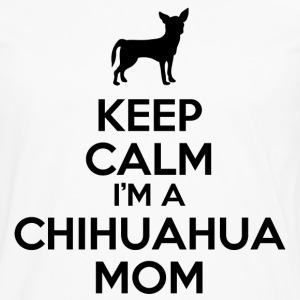 chihuahua mom Women's T-Shirts - Men's Premium Long Sleeve T-Shirt