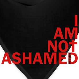 i am not ashamed red Hoodies - Bandana