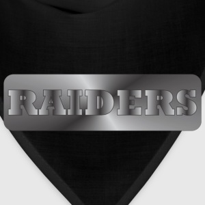 Raiders Flux Women's T-Shirts - Bandana