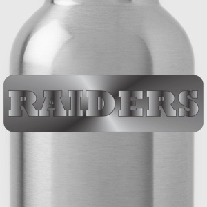 Raiders Flux Women's T-Shirts - Water Bottle