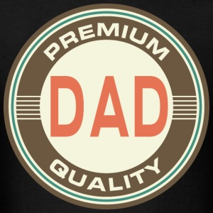Dad Daddy Vintage Classic Hoodies - Men's T-Shirt