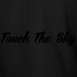 Rock Climbing Touch The Sky - Men's T-Shirt