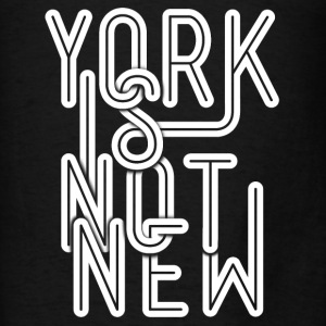 York Is Not New - Men's T-Shirt
