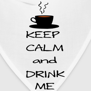 Keep calm and drink coffee Coffee/Tea Mug - Bandana