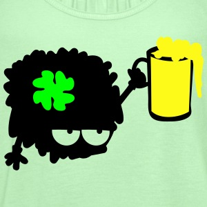 Cheers st.patty's Men's Premium T-Shirt - Women's Flowy Tank Top by Bella