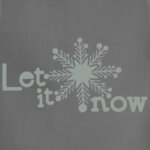 Let is snow holidays Women's T-Shirt - Adjustable Apron