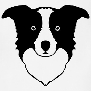 border collie Hoodies - Adjustable Apron