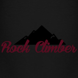 Rock Climbing  - Toddler Premium T-Shirt