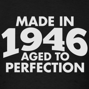 Made in 1946 Teesome Hoodies - Men's T-Shirt
