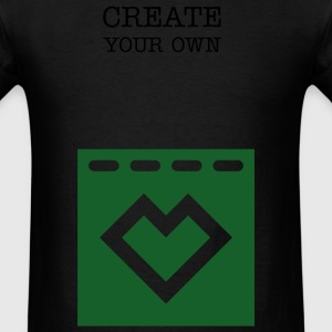 Create Your Own - Eco Friendly Tote Bag - Men's T-Shirt