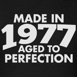 Made in 1977 Teesome Hoodies - Men's T-Shirt
