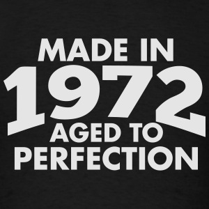 Made in 1972 Teesome Hoodies - Men's T-Shirt