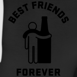Men's Humor Best Friends Forever Hoodies - Leggings