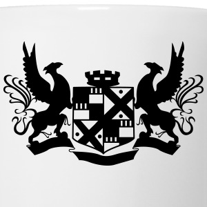 royal shield T-Shirts - Coffee/Tea Mug
