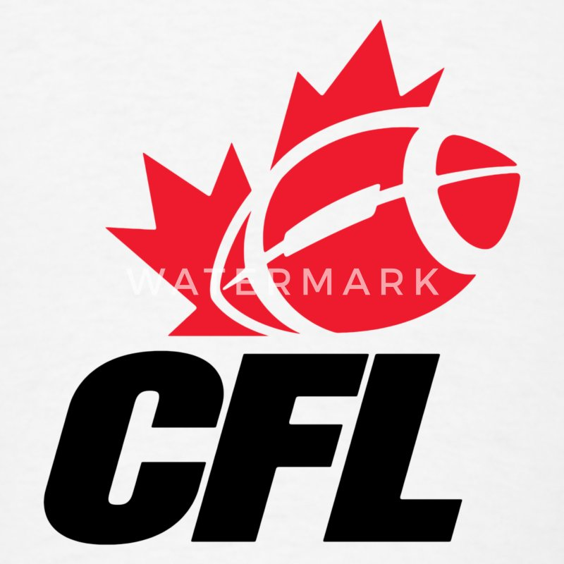 CFL Logo - Men's T-Shirt