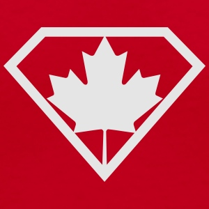 Super Canada - Women's V-Neck T-Shirt