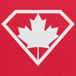Super Canada - Women's Flowy Tank Top by Bella