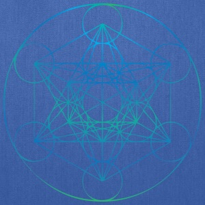 Metatrons Cube Hoodies - Tote Bag