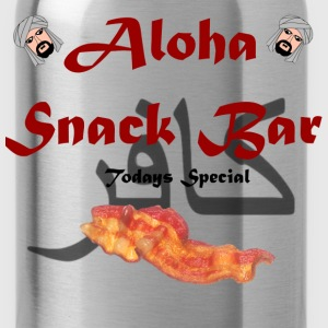Aloha Snack Bar - Water Bottle
