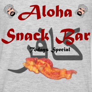 Aloha Snack Bar - Men's Premium Long Sleeve T-Shirt