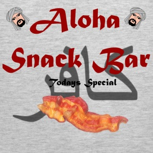 Aloha Snack Bar - Men's Premium Tank