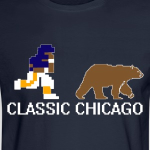 Classic Chicago T-Shirts - Men's Long Sleeve T-Shirt