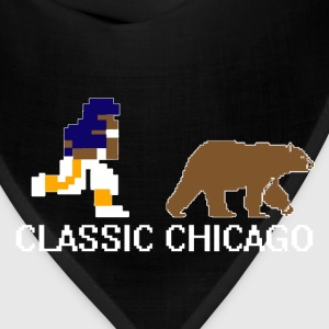 Classic Chicago T-Shirts - Bandana
