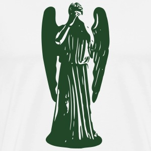Weeping Angel Phone & Tablet Cases - Men's Premium T-Shirt