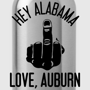 Love, Auburn T-Shirts - Water Bottle
