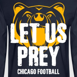 Let Us Prey T-Shirts - Men's Long Sleeve T-Shirt