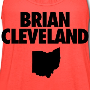 Brian Cleveland T-Shirts - Women's Flowy Tank Top by Bella