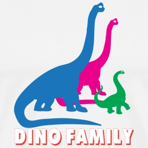 Dino family Tank Tops - Men's Premium T-Shirt