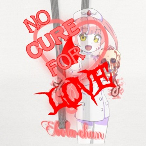 No Cure For Love (3/3) - Contrast Hoodie
