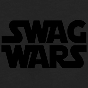 Swag Wars Caps - Men's Premium Long Sleeve T-Shirt