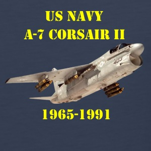 A-7 Corsair II Tribute Shirt - Men's Premium Tank