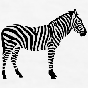 Zebra Accessories - Men's T-Shirt