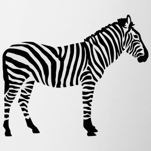 Zebra Accessories - Coffee/Tea Mug